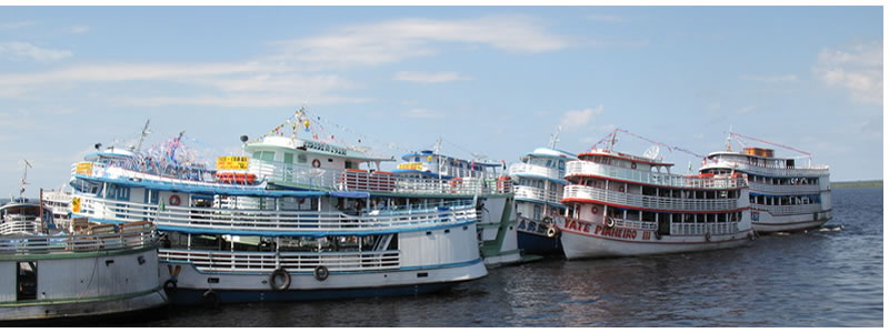 Die Amazonas Kreuzfahrt